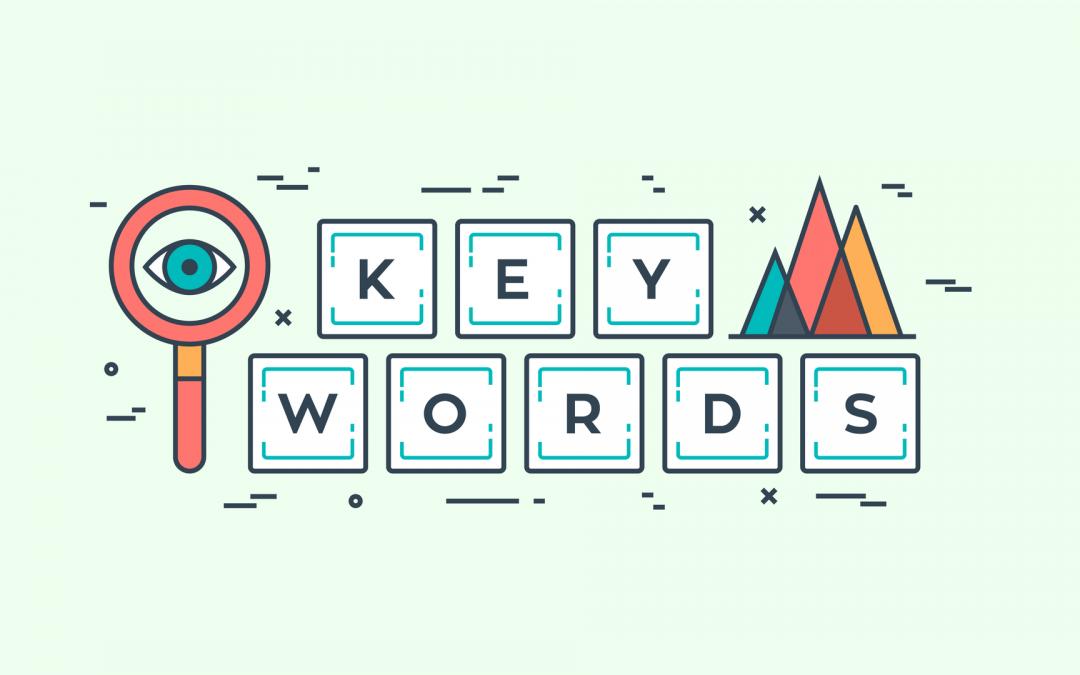 Alegerea cuvintelor cheie potrivite